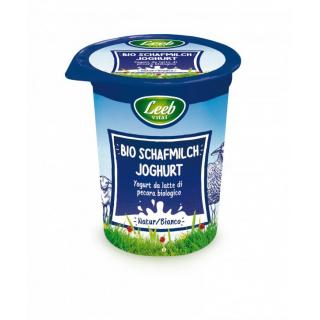 Leeb Vital Schafjoghurt natur 400g Becher