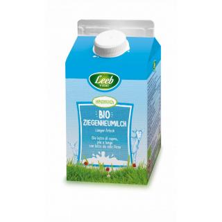 Leeb Ziegenmilch 500ml Giebelpack