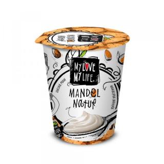 MyLove-MyLife Mandel Natur ungesüßt 400g Becher