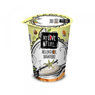 MyLove-MyLife Mandel Vanille 180g Becher