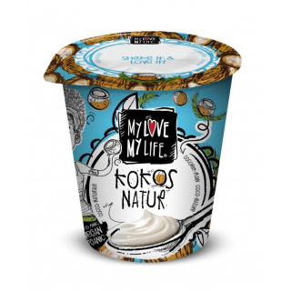 MyLove-MyLife Kokos Natur 125g Becher Joghurtalternative
