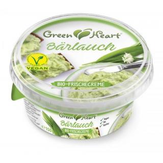 Green Heart Frischecreme Bärlauch 150g Schale